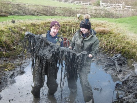 Women With Waders