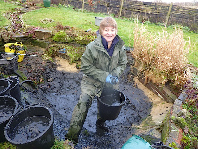 Our Staff Guide To Pond Cleaning Women With Waders