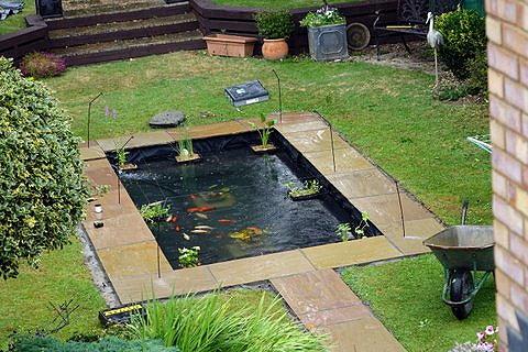 Pond Refurbishment