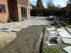 Pond Refurbishment example 2015